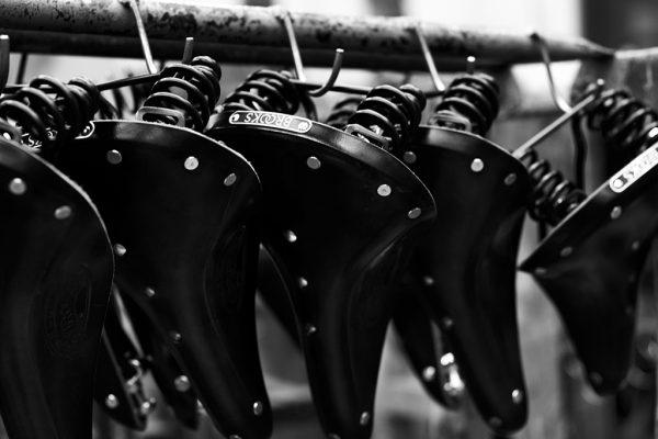Made in England – Fahrradsattel Klassiker von Brooks im Überblick