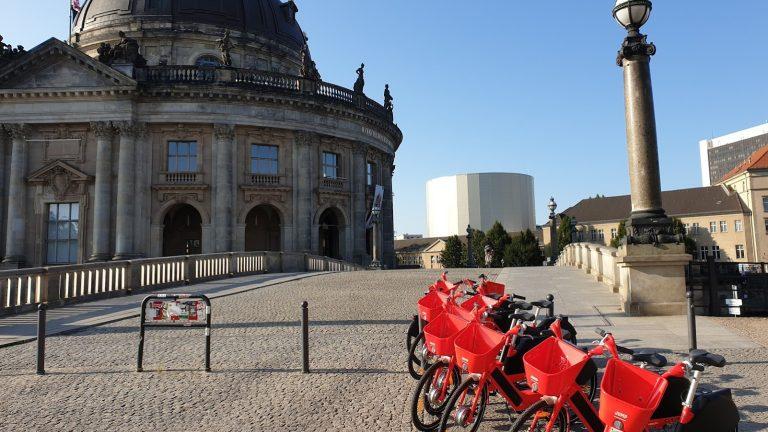 Berlin Bike Sharing