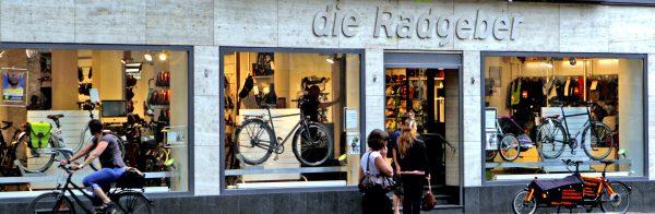 Service im Lockdown: Fahrradwerkstatt