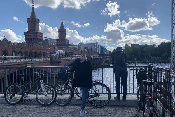 Sightseeing mit dem Fahrrad – Berlin